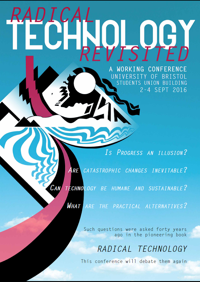 Radical Technology Conference Poster